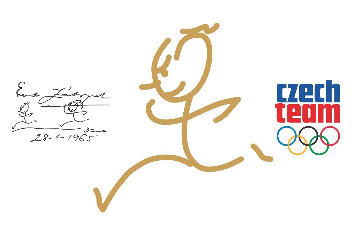 Nové logo Českého olympijského výboru