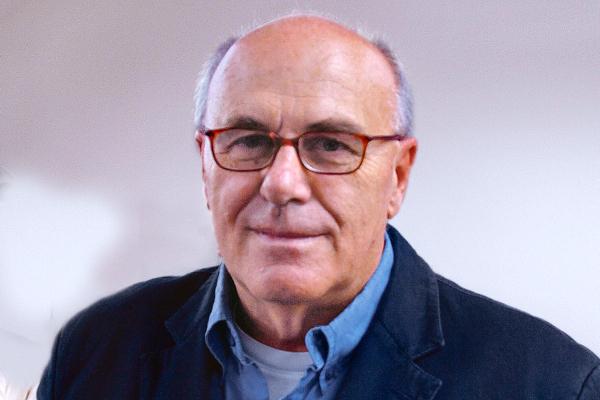 Miroslav Pavel, vydavatel Literárních novin a bývalý šéf regionálních Deníků. Foto: Literární noviny