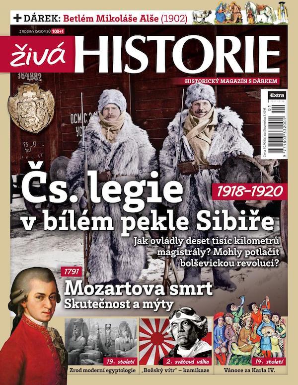 Nová podoba Živé historie