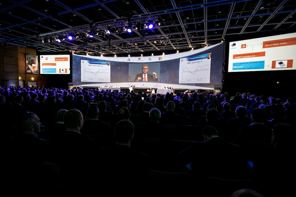 Tématem letošního Retail summitu byly hodnoty