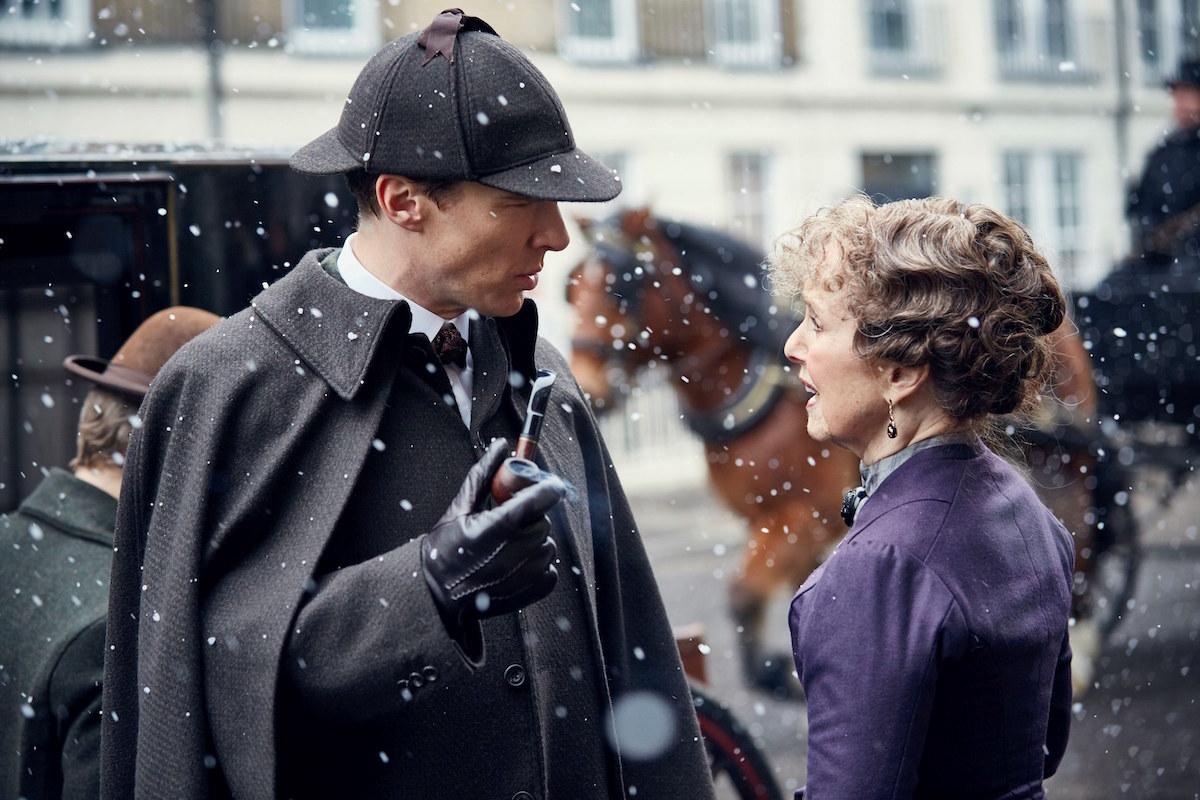 Seriál Sherlock proslavil Benedicta Cumberbatche. Foto: ČT