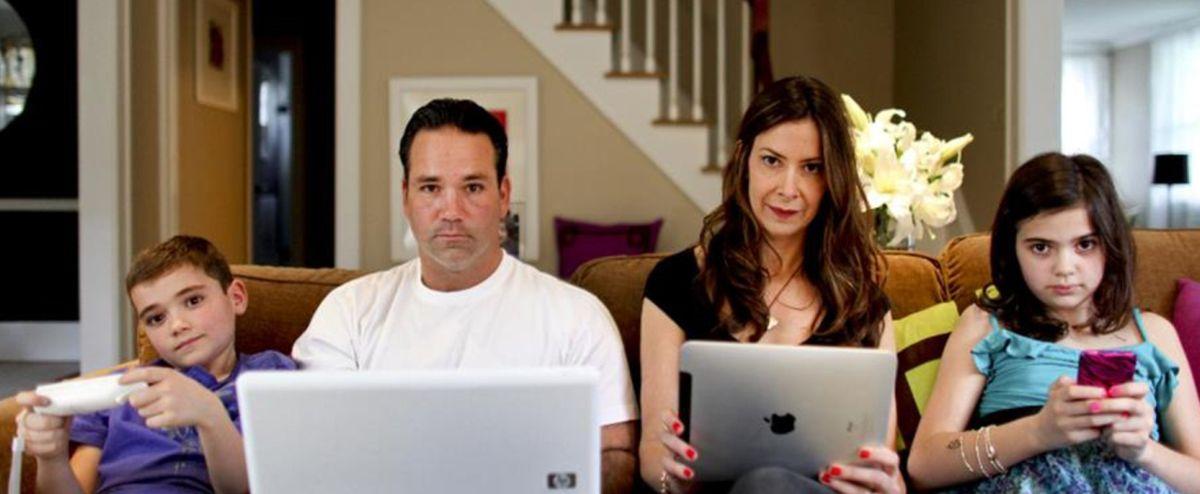 Nabídka pevného internetu cílí na rodiny s dětmi, co se bez internetu neobejdou