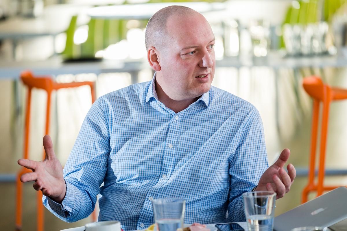 Jiří Lichý. Foto: Vojta Herout