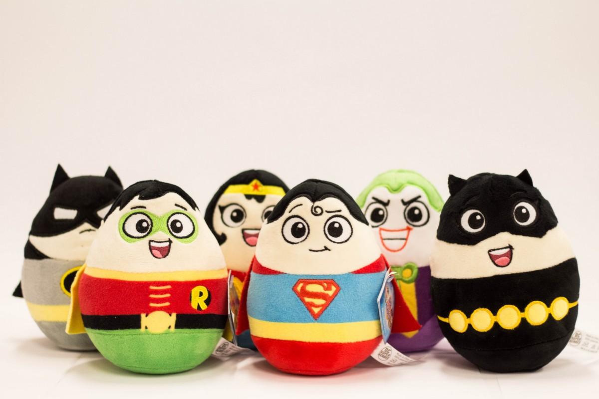 DC Super Heroes ve věrnostním programu řetezce Tesco