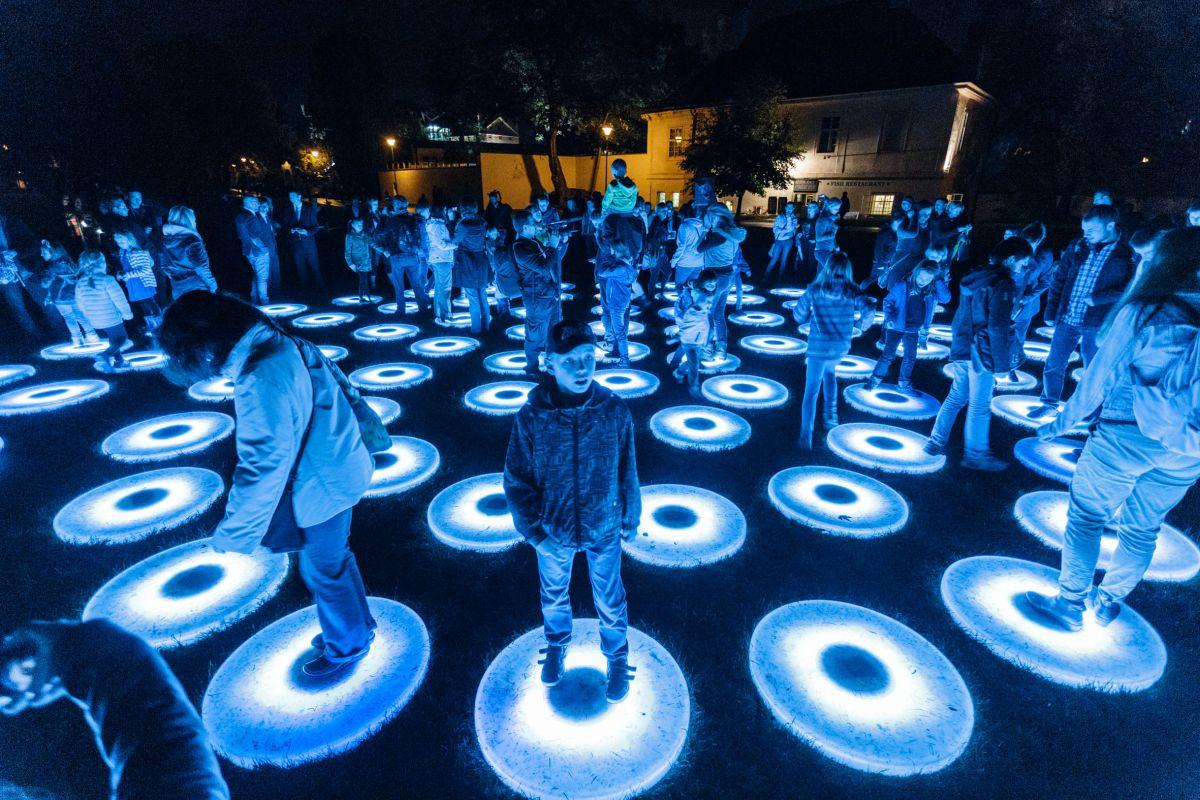 Sdružení Piaristi pracuje mimo jiné pro Signal Festival. Foto: Michal Ureš