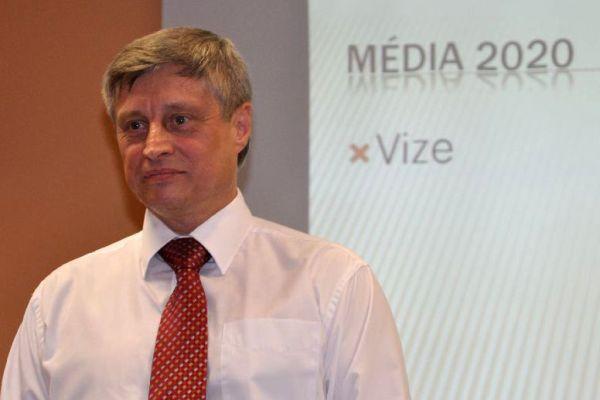 Milan Bouška. Foto: Časopis Menza.cz
