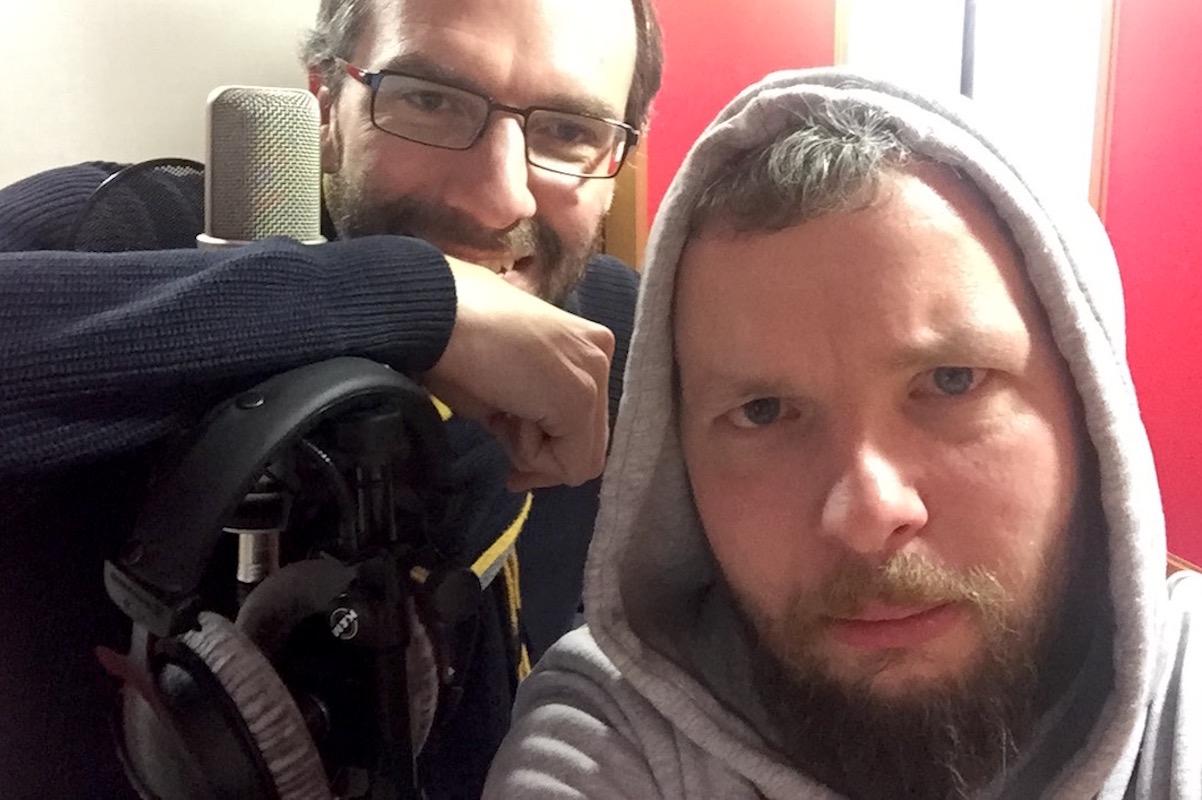 Ondřej Aust a Marek Prchal natočili podcast
