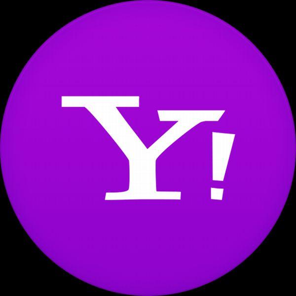 Jedna z podob loga Yahoo