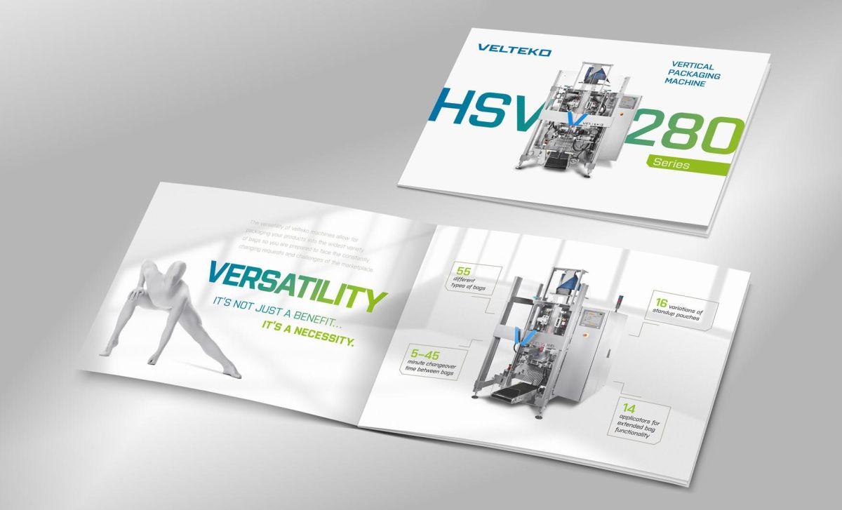 Výrobce balicích linek zdůrazňuje jako hlavní hodnotu designu versatilitu