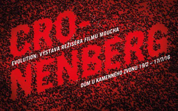 Kontroverzní reklama na výstavu Davida Cronenberga musela být odstraněna
