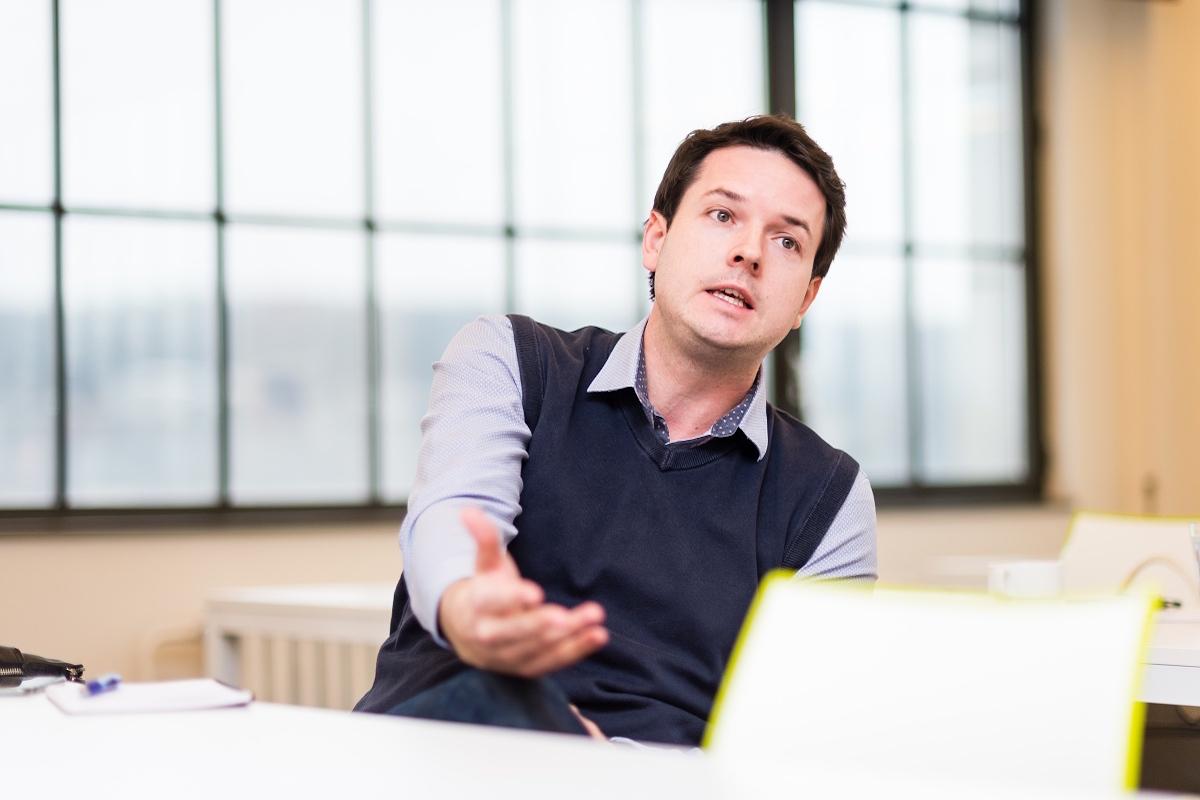 Jan Osúch, mluvčí Cestovní kanceláře Fischer. Foto: Vojta Herout