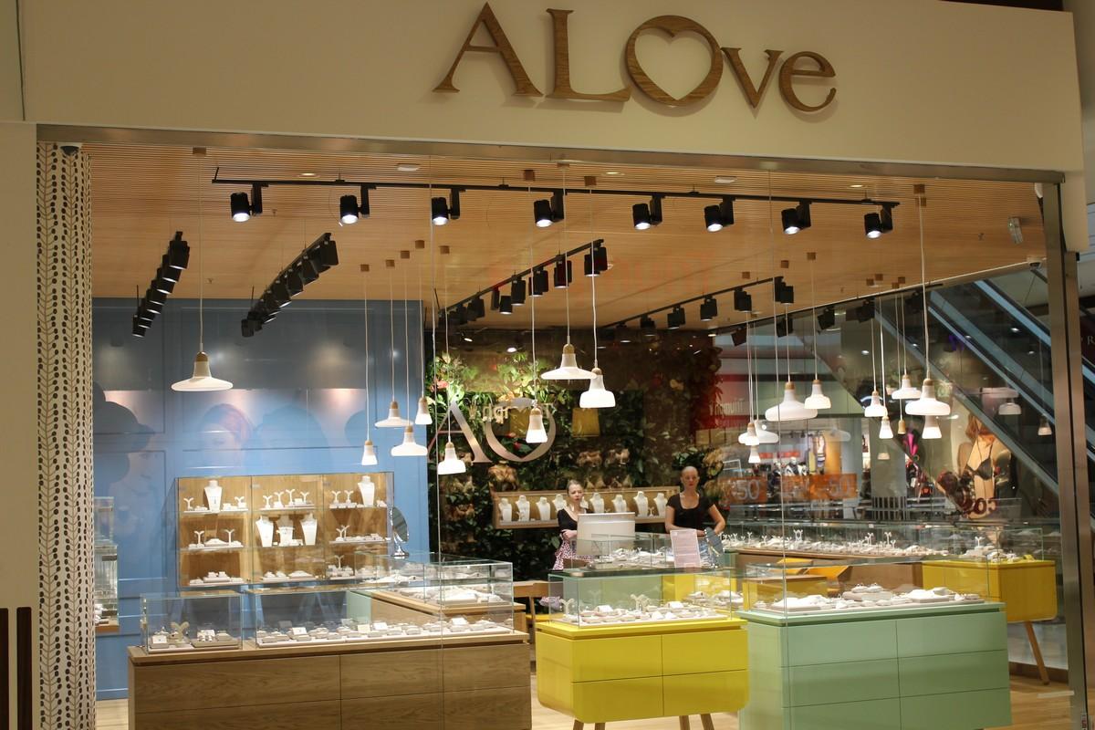 Nová síť prodejen ALOve se šperky do 30 tisíc korun