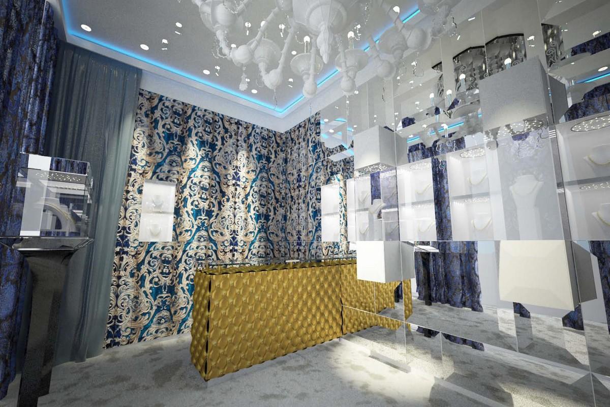 Společnost věnovala designu interiéru velké úsilí, aby oslovila americkou klientelu