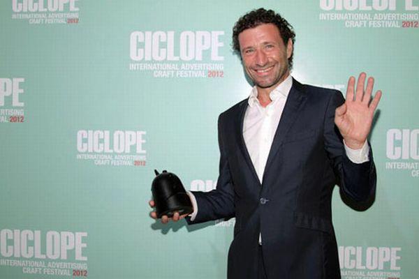 Daniel Bergmann získal loni se Stinkem cenu na berlínském festivalu Ciclope. Foto: Ciclope Festival