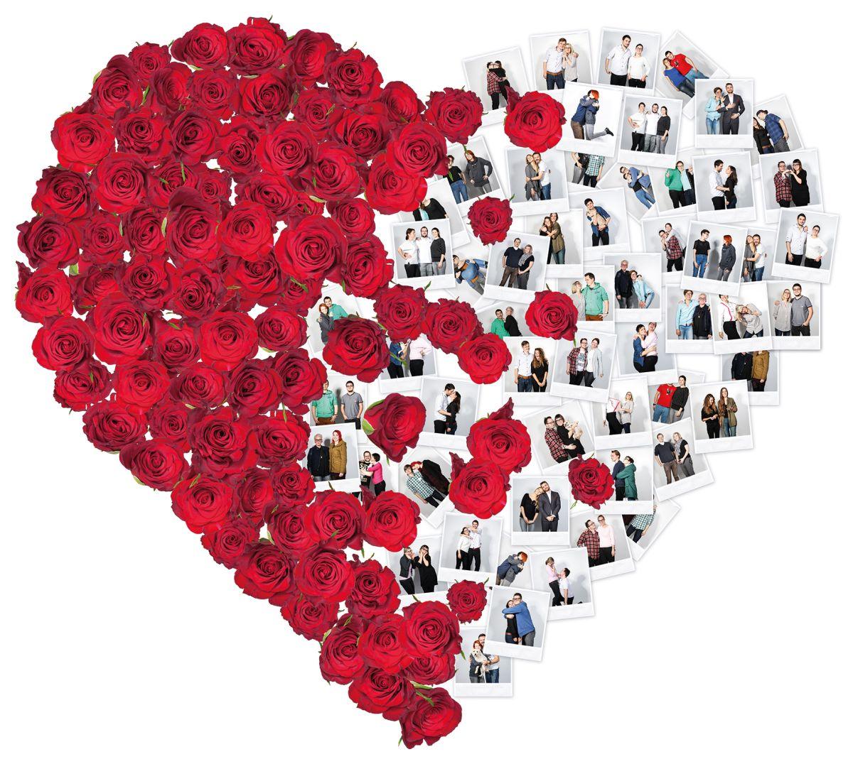 Nákupní galerie Myslbek chystá rekordní srdce z růží