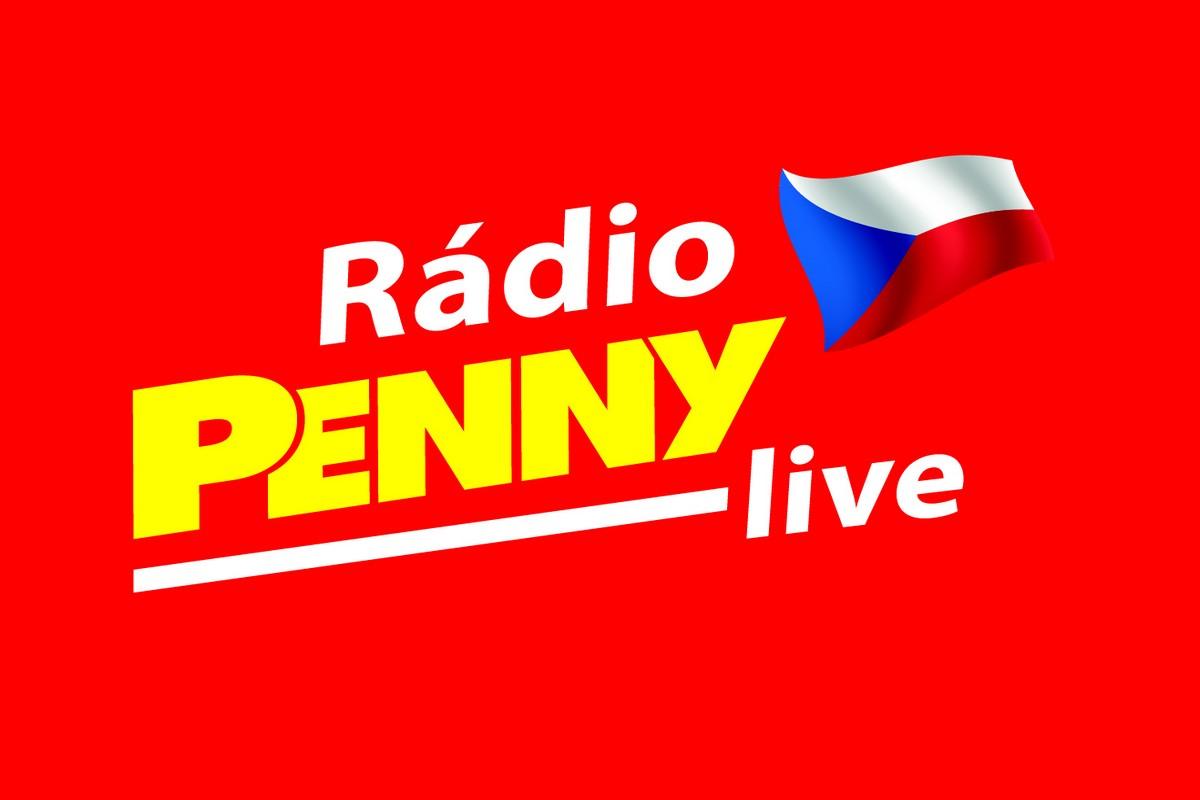 Logo nového rádia Penny live