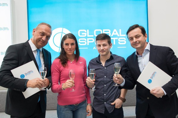 Global Sports zastupuje Hejnovou i fotbalisty