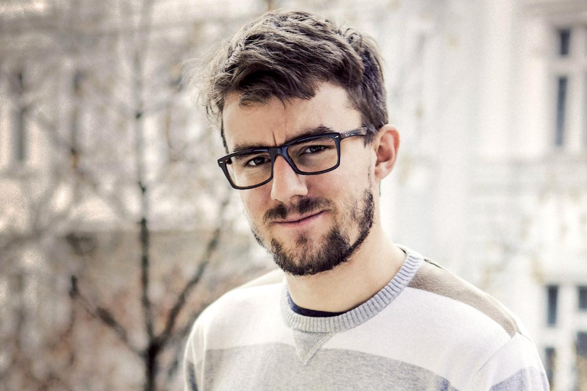 Schodiště Konektoru — Janek Rubeš