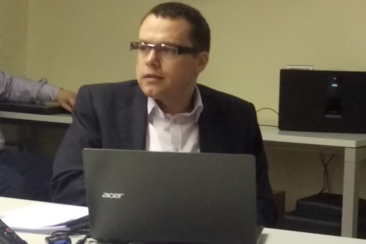 Miloš Růžička, bývalý spolumajitel Bison & Rose