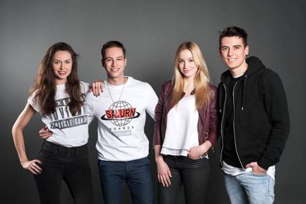 Noví moderátoři hudební televize Óčko