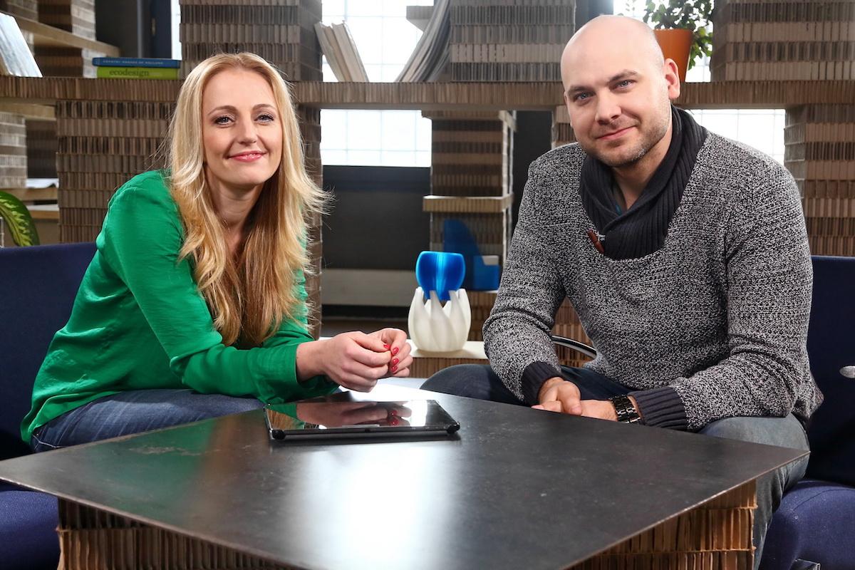 Petr Hodan a Martina Pištěláková