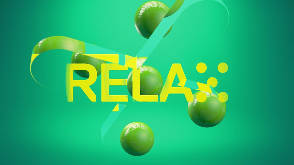 Nová grafika televize Relax