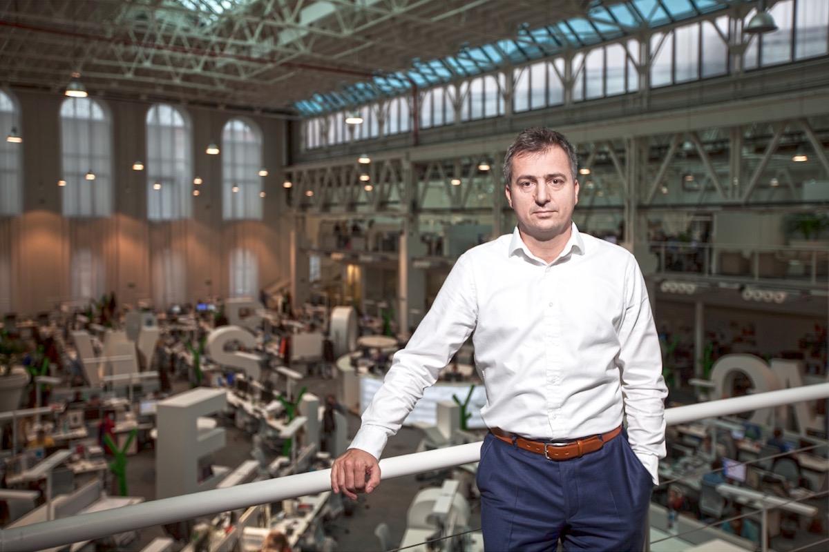 Roman Latuske. Foto: Economia