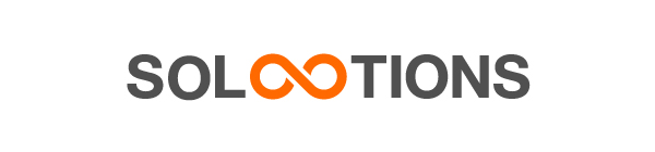 Logo nové agentury Solootions