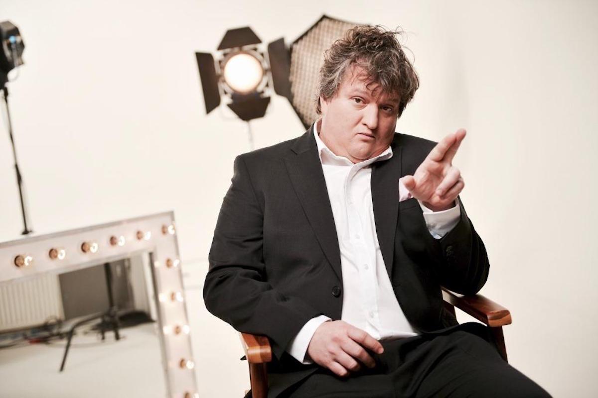 Tomáš Jeřábek. Foto: Prima Comedy Central
