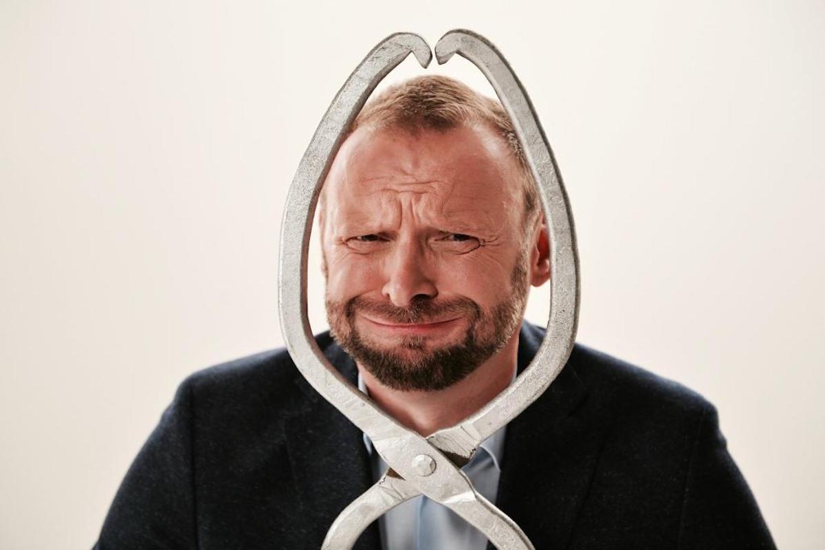 Miloš Knor. Foto: Prima Comedy Central