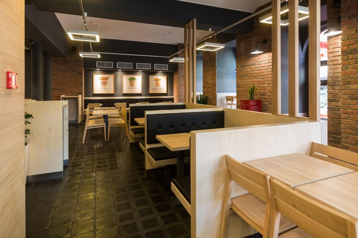 I Kfc zahajuje sérii rekonstrukcí a nových konceptů, první v restauraci na I.P. Pavlova