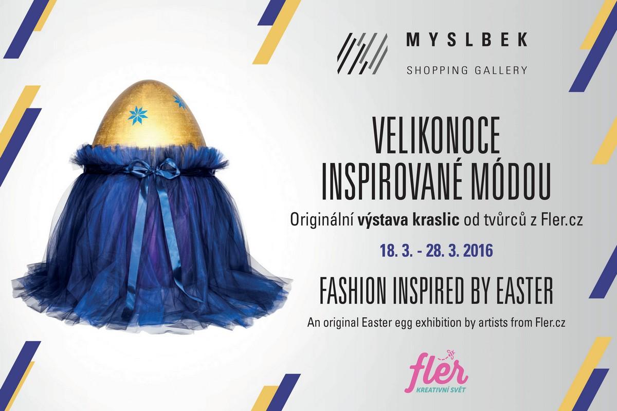 Galerie Myslbek představí o Velikonocích originální výstavu kraslic