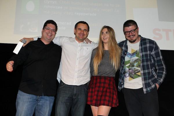Hele a Šouzíčko, nej apky dvaadvacáté AppParade