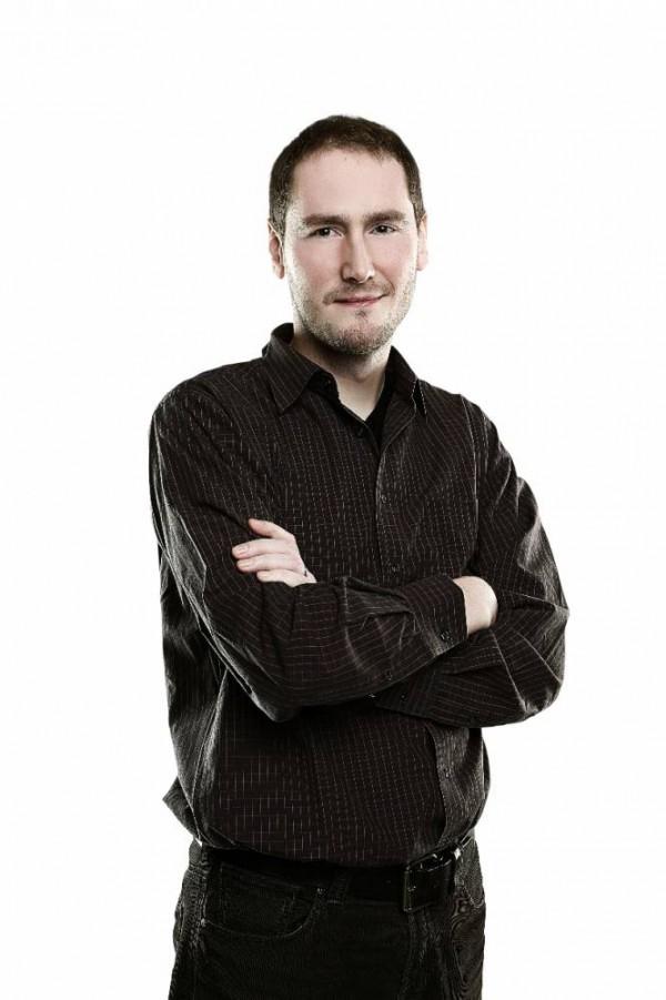 Zakladatel společnosti Sklizeno David Kukla