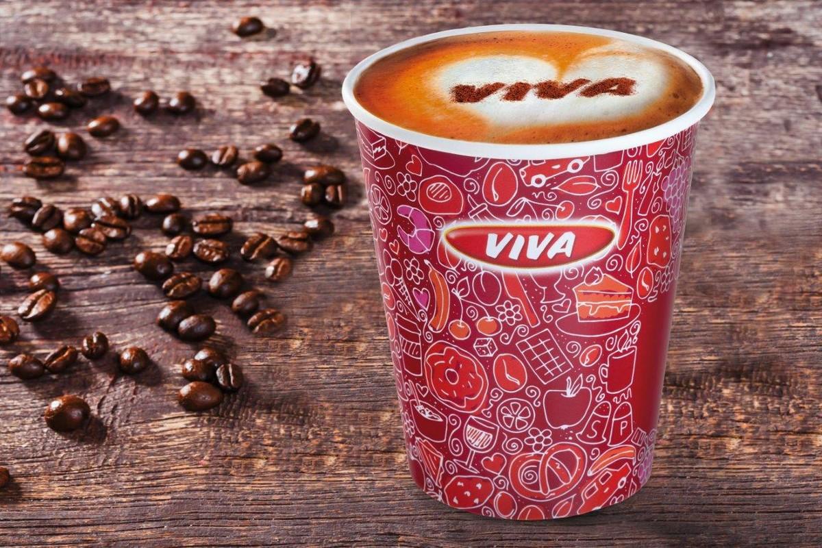 ObObčerstvení Viva čerpacích stanic OMV nabízí od března faitrade kávučerstvení Viva čerpacích stanic OMV nabízí od března faitrade kávu