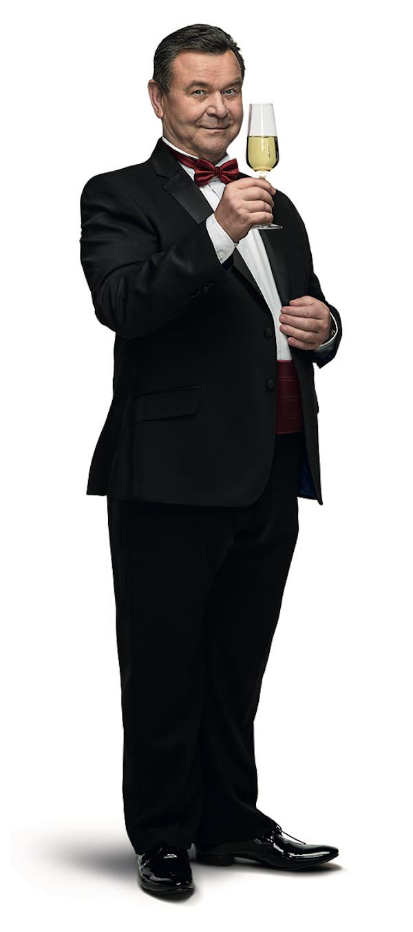 Václav Postránecký jako gratulant Billy