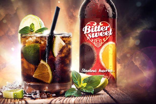 Pivovar Vyškov uvádí sladovou kolu Bittersweet
