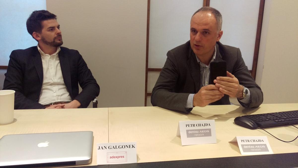 Jan Galgonek a Petr Chajda oznamují spojení. Byznys vidí hlavně v mobilech