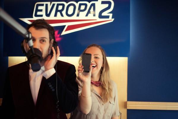 Jak Evropa 2 přenášela online své Hudební ceny