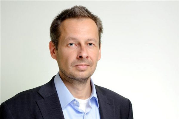 Ivan Tesař. Foto: Khalil Baalbaki, Český rozhlas