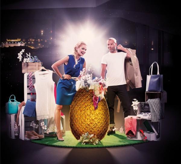 Kotva láká zákazníky na tradiční pojetí Velikonoc