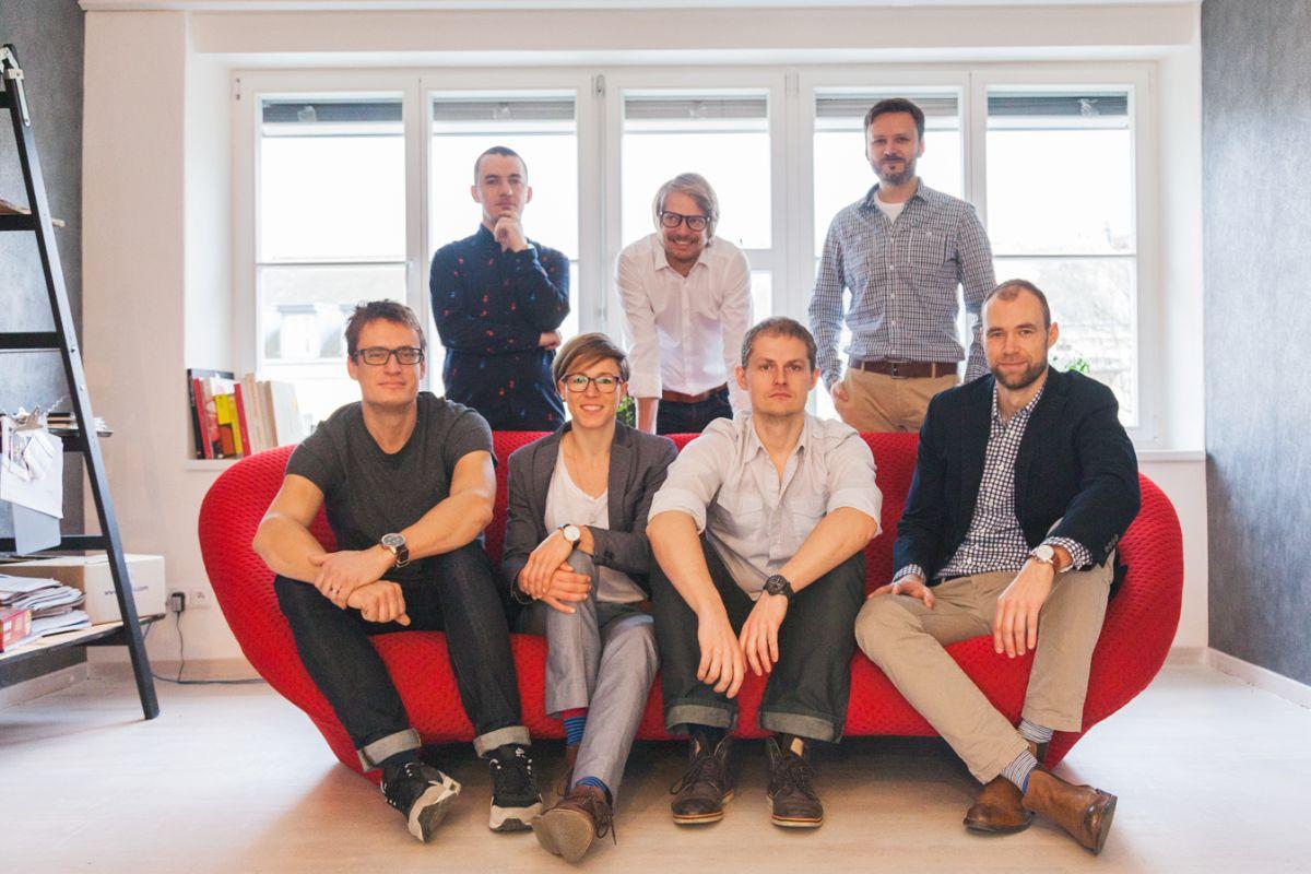 Zakladatelé MediaBlocku, horní řada zleva Rudolf Rokoš (Spoko), Michal Nýdrle (Kindred Group), Jan Čermák (Blaze),  dolní řada zleva Štěpán Tesařík (Red Media), Zuzana Bergrová (Go.Direct), Martin Beneš (Brainstation), Lukáš Kružberský (Red Media)