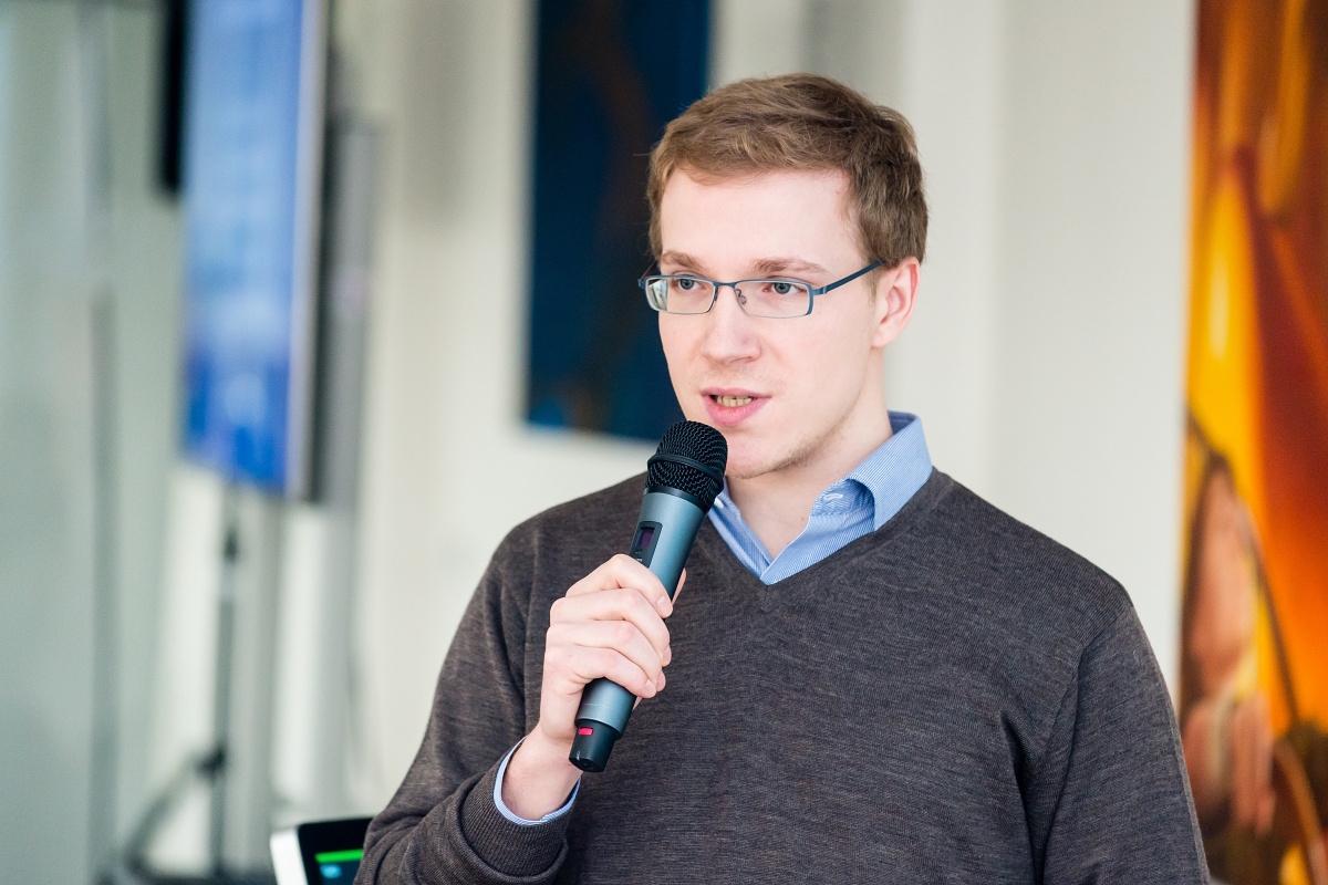 Pavel Prouza. Foto: Vojta Herout