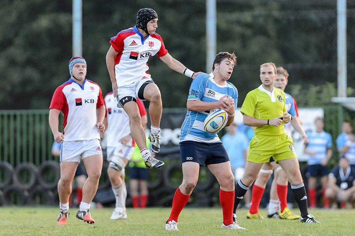 Rugby patří mezi sporty globálně populární, ale v Česku menšinové. Foto Česká rugbyová unie