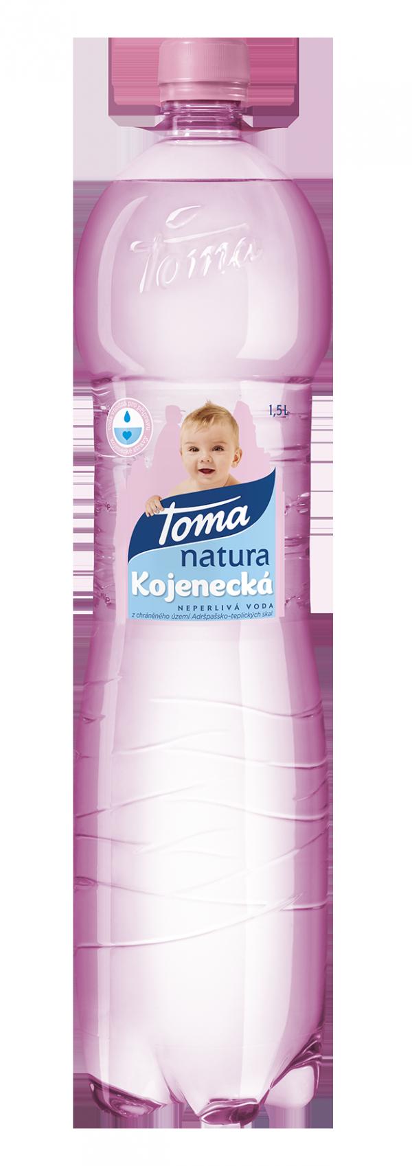 Toma Natura kojenecká se na pultech objeví v březnu