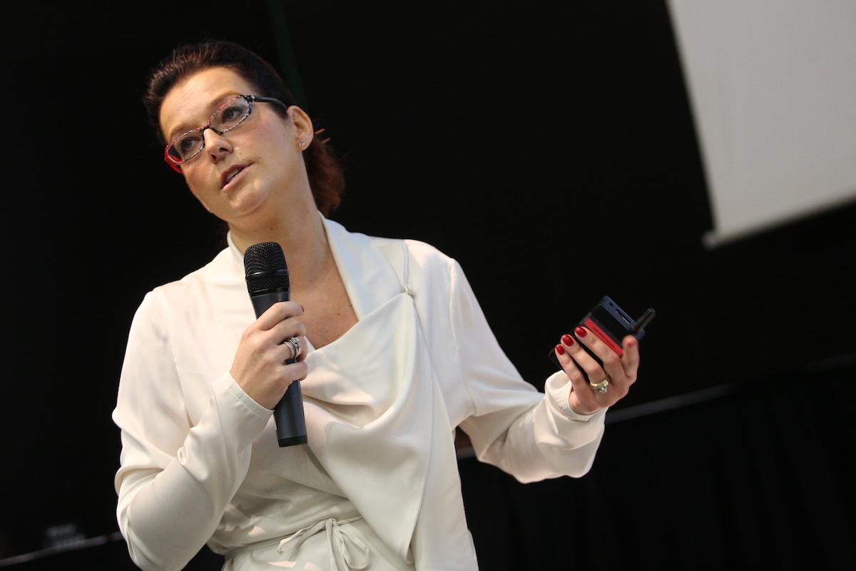 Vendula Mrázová z Wundermanu. Foto: Jiří Šeda