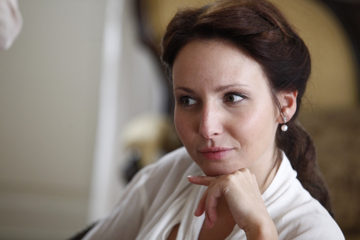 Veronika Arichteva. Foto: ČT