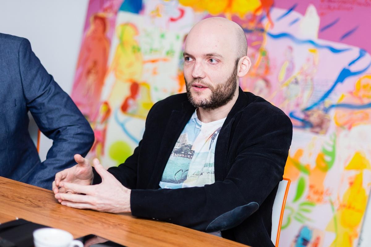 Alexandr Kliment. Foto: Vojta Herout