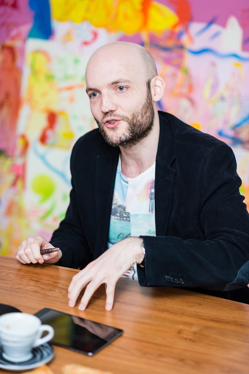 Alexandr Kliment. Foto Vojta Herout