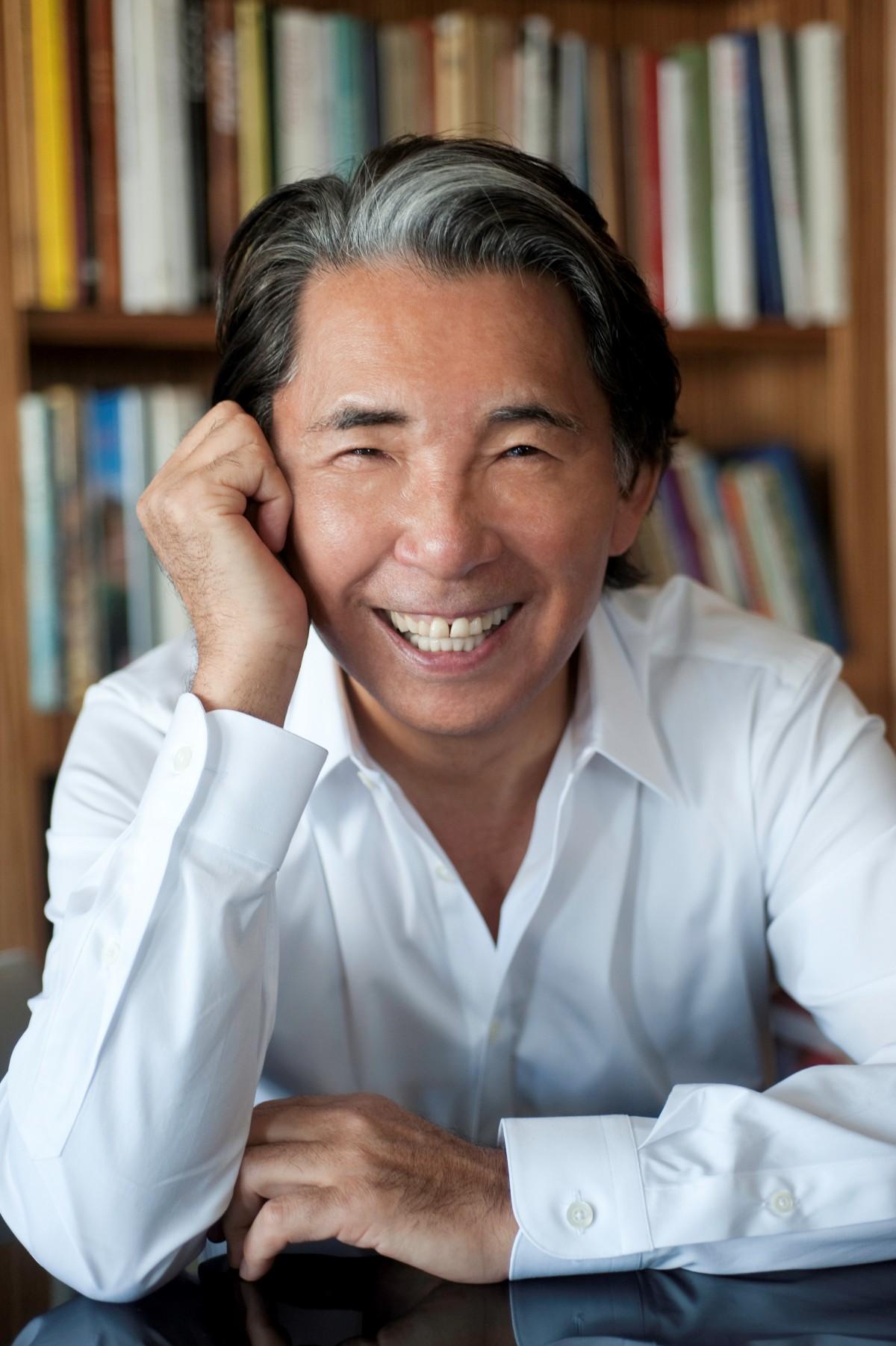 Kenzo Takada, slavný japonský návrhář, oznámil spolupráci s Avonem